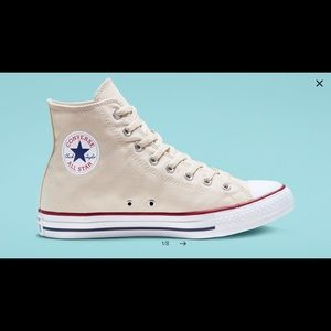 Classic Converse High Top Sneakers